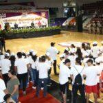 SEC: Inaugura Víctor Guerrero XLIX Eventos Deportivos y Culturales