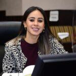 CONGRESO: Propone Nitzia Gradías institucionalizar beca estudiantil para internet