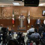 GOBERNADOR ALFONSO DURAZO: Por una nueva clase política; anuncia nuevos nombramientos, por la transformación de Sonora