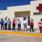 INSTITUCIONES: Modernizan delegación Empalme de Cruz Roja; adaptan instalaciones a los 5 mil 500 servicios que presta al año