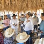 GOBERNADOR ALFONSO DURAZO: Signan compromiso histórico con los pueblos yaquis; se reúnen autoridades de los ocho pueblos tradicionales yaquis